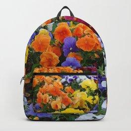 Pancy Flower 2 Backpack