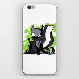 Batskunk 1 iPhone Skin
