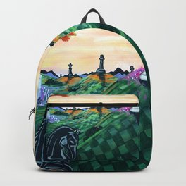 World Of Chess Backpack