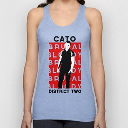 Cato District Two Unisex Tank Top