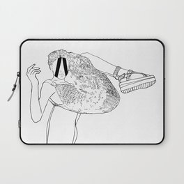 inward, every time. Laptop Sleeve