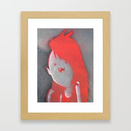 Marcie Framed Art Print