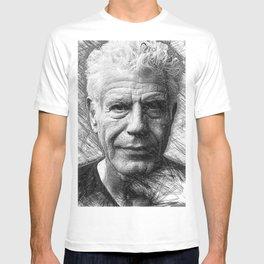 Anthony Bourdain T-shirt