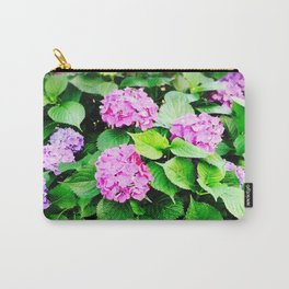 Beautiful Natural Purple Carry-All Pouch