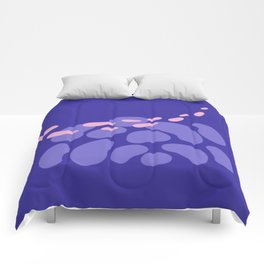 Coral Series: Bubble Comforters