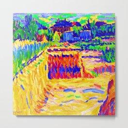 Ernst Ludwig Kirchner Loam Pit Metal Print