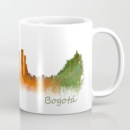 Bogota City Skyline Hq V2 Coffee Mug