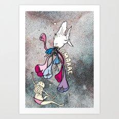 Amarae Art Print