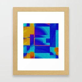 Not Intended Framed Art Print