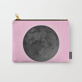 BLACK MOON + PINK SKY Carry-All Pouch
