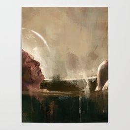 Nella vasca Poster