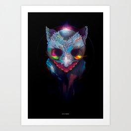 Spirit of Tomorrow Art Print