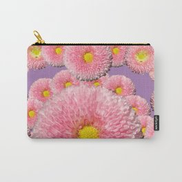 Spring Mandala Carry-All Pouch