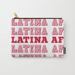 LATINA AF Carry-All Pouch