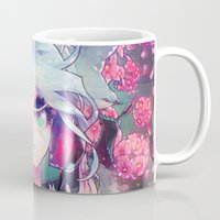 barachan Mugs featuring boundless by barachan
