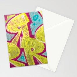 Graffiti 05 Stationery Cards