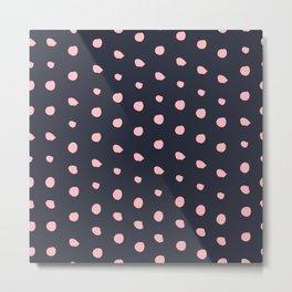 Spring Dots No 02 Metal Print