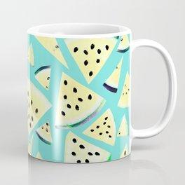 Watermelon Twist Vibes #4 #tropical #fruit #decor #art #society6 Coffee Mug