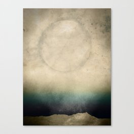 PaperMoon Canvas Print
