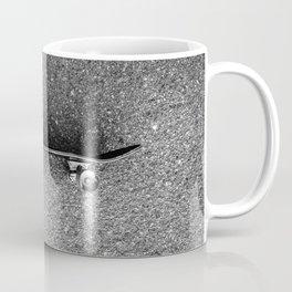 Resting Skateboard Coffee Mug