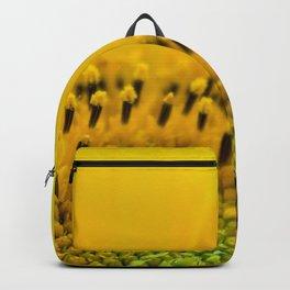 sunflower detail Backpack