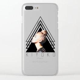 kiyoko Clear iPhone Case