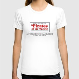THE GOONIES - Pirates of the Pacific exhibition T-shirt