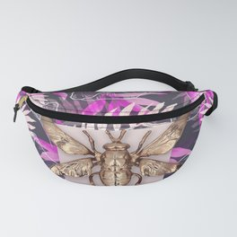 PINKY BUG Fanny Pack