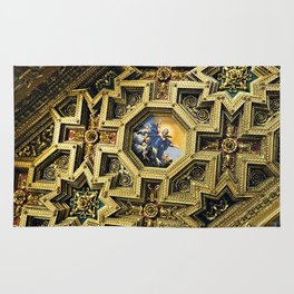 Basilica of Our Lady in Trastevere Rug