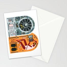 Navigation Control Room Stationery Cards