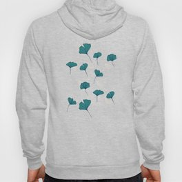 Bright Ginkgo & Dots #society6 #decor #buyart Hoody