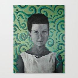 Patti Ann Canvas Print