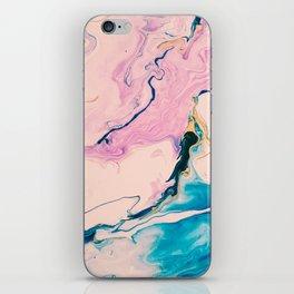 Ebb & Flow Marble iPhone Skin