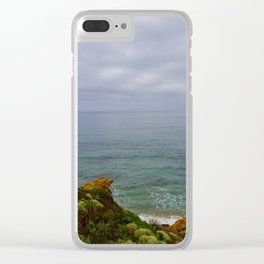 Ocean Swell 2 Clear iPhone Case