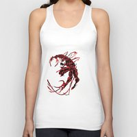 carnage Tank Tops featuring Carnage by Young Jake