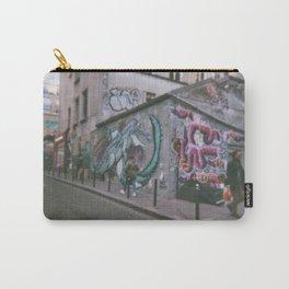 Man on a sofa, Paris Carry-All Pouch