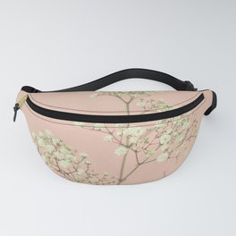 Baby's Breath Fanny Pack
