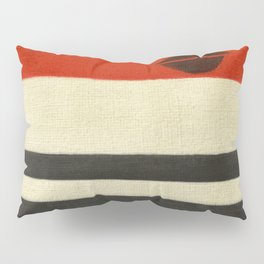 The Lady Vanishes Pillow Sham