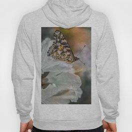 Butterfly in Soft Rain Hoody