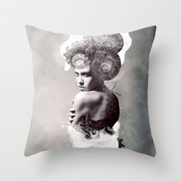 Transmogrify Throw Pillow