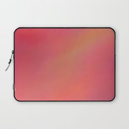 Red Blurred Laptop Sleeve