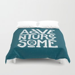 Adventuresome Duvet Cover
