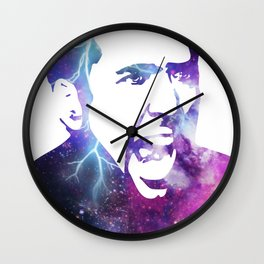 Space Cage Rage! Wall Clock