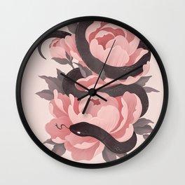 Anguis Wall Clock