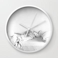 Comfortability Wall Clock