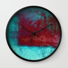 hole Wall Clock