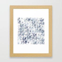 Abstract pattern 5 Framed Art Print