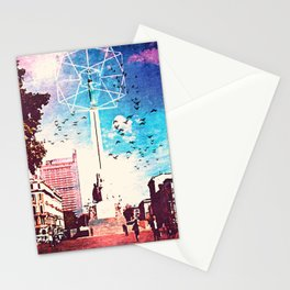 Riga in my heart Stationery Cards