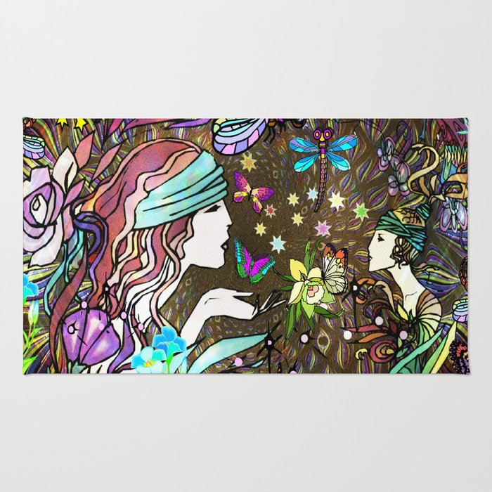 Legend of the Lost Unicorn Rug