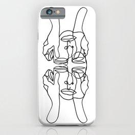 JONAH iPhone Case